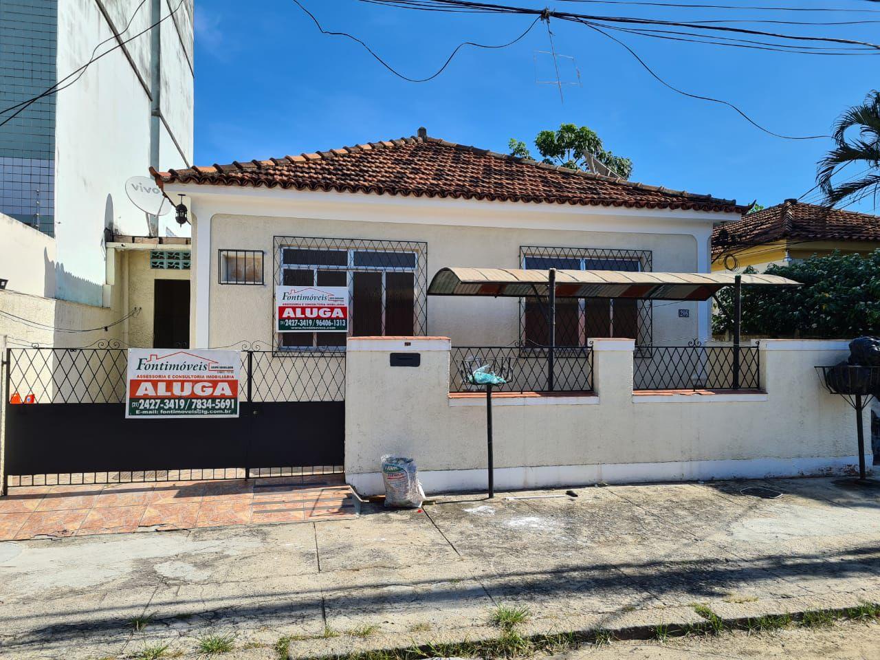 ALUGUEL CASA 2 QUARTOS TAQUARA/RJ - 386 - 1
