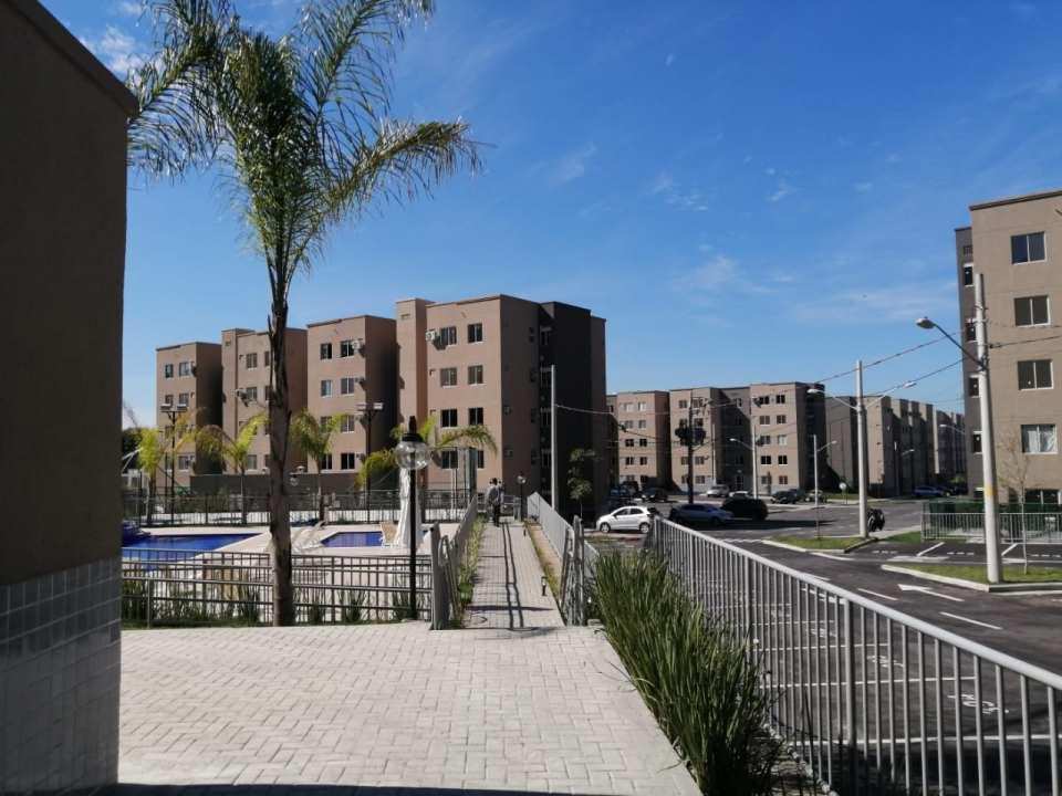 Aluguel Apartamento 2 Quartos Curicica/RJ - 390 - 1